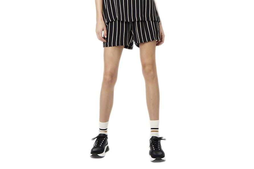 ANNA SHORTS - 11718 WOMENS SOFTGOODS JUST FEMALE