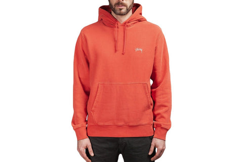 STOCK LOGO HOOD - 118311 MENS SOFTGOODS STUSSY