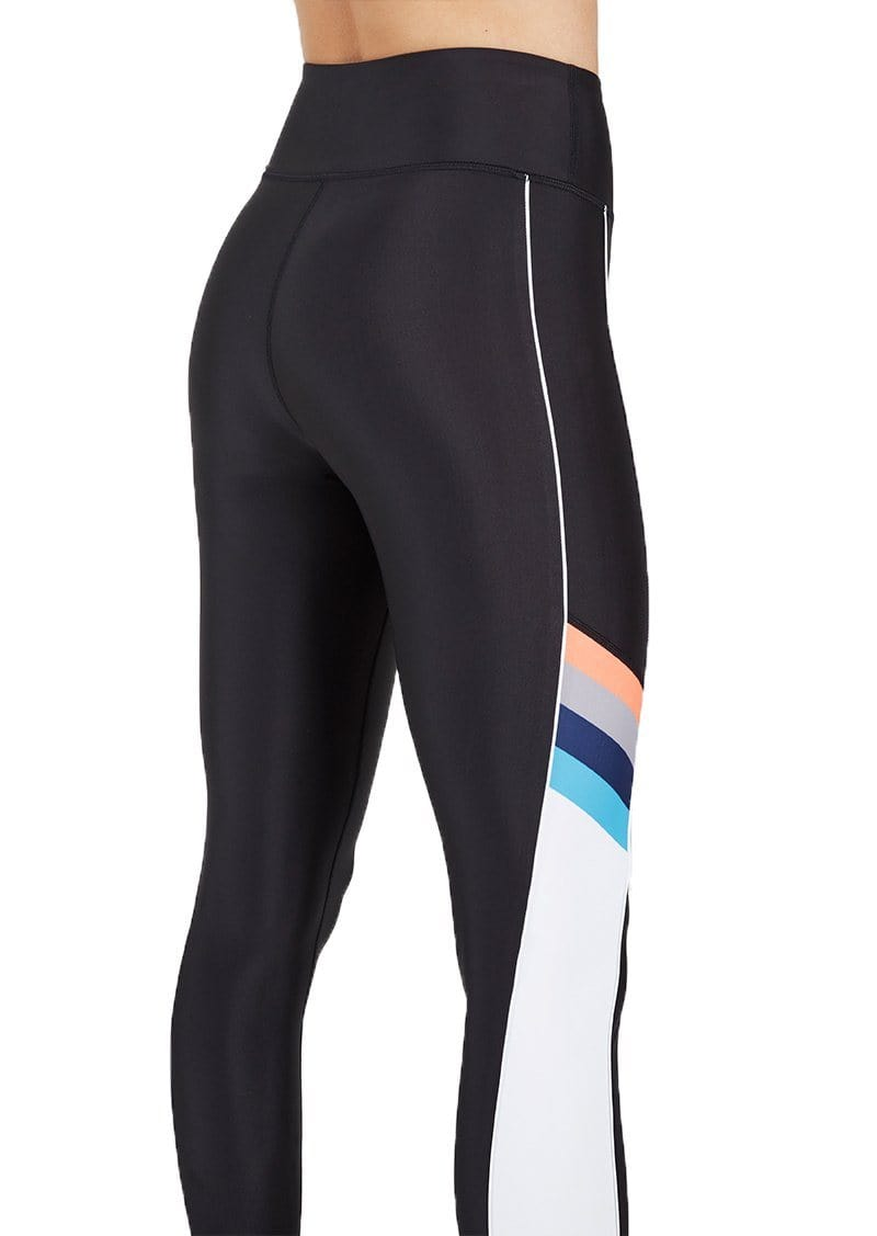 DOWNFORCE LEGGING - 19PE2G004 WOMENS SOFTGOODS P.E NATION