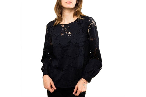 MARIA BLOUSE-12024 WOMENS SOFTGOODS JUST FEMALE