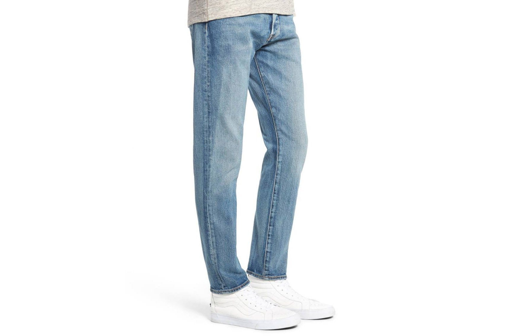 501 TAPERED DILLINGER MENS SOFTGOODS LEVIS