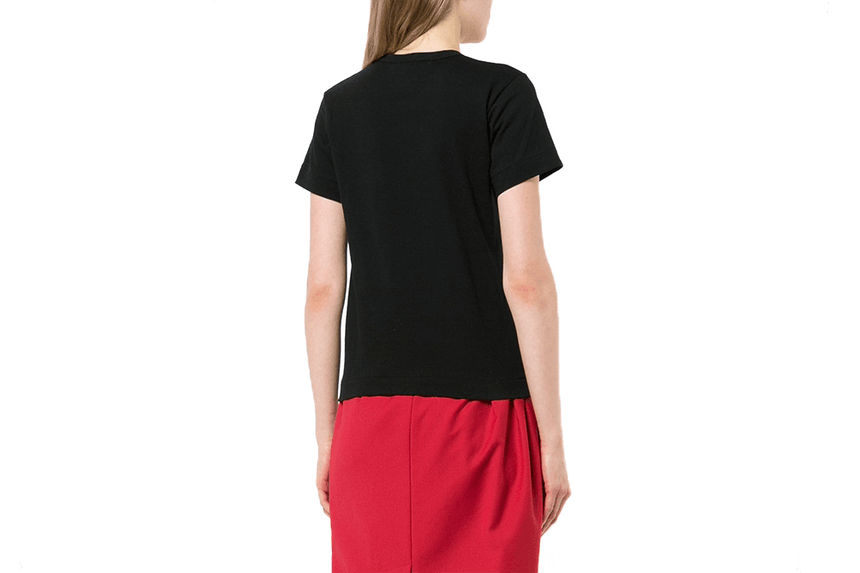LITTLE RED HEART - AZT199 WOMENS SOFTGOODS COMME DES GARCONS