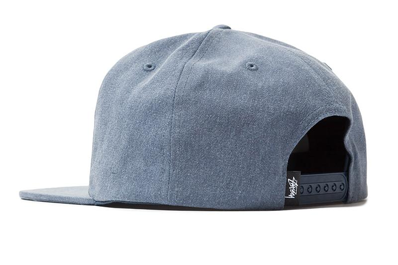 LOCK UP LOGO CAP - 131814 HATS STUSSY