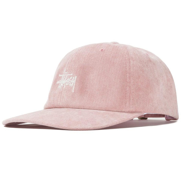 NO WALE CORD LOW PRO CAP - 131880 HATS STUSSY