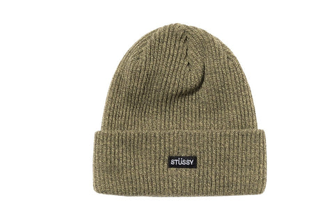 SMALL PATCH WATCHCAP BEANIE - 132988 HATS STUSSY