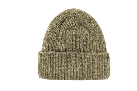 SMALL PATCH WATCHCAP BEANIE - 132988