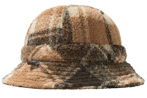 SHERPA FLEECE BELL BUCKET HAT - 132993