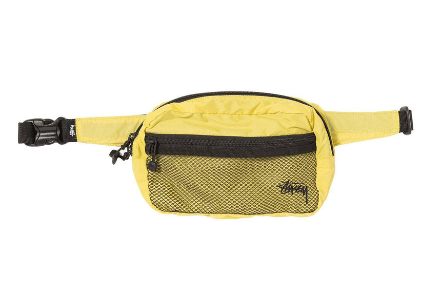 LIGHT WEIGHT WAIST BAG-134210 BAGS STUSSY