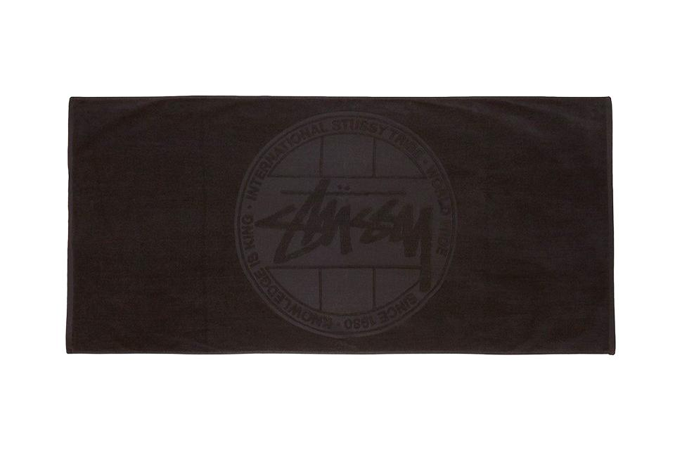 STOCK DOT TOWL - 138653 ACCESSORIES STUSSY