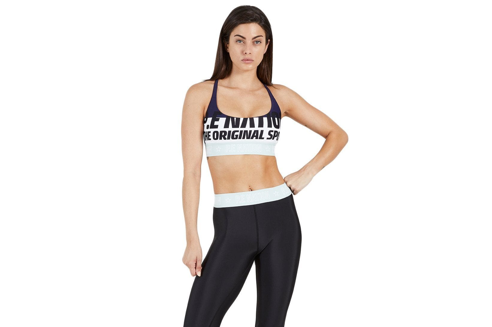 KICKER SPORTS BRA - 19PE2C092 WOMENS SOFTGOODS P.E NATION