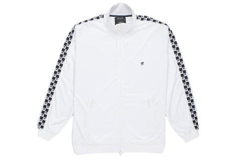 CHECKERED FLAG TRACK JACKET