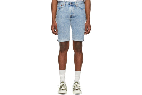 501 ORIG CUTOFF SHORT TRAIN MENS SOFTGOODS LEVIS