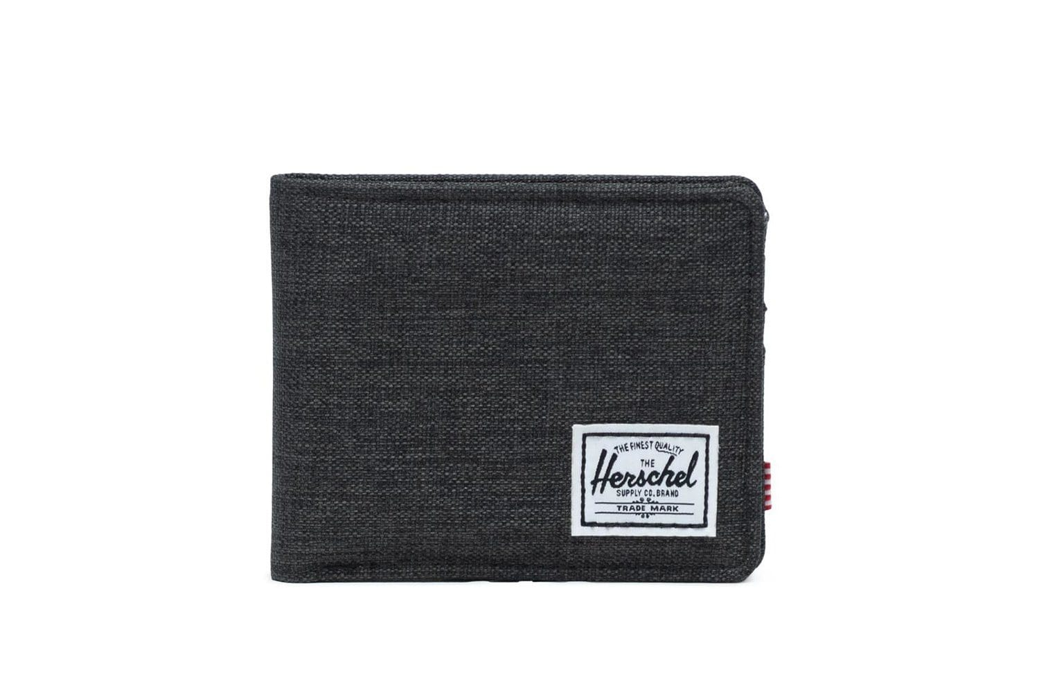ROY+ 600D POLY BLACK X ACCESSORIES HERSCHEL