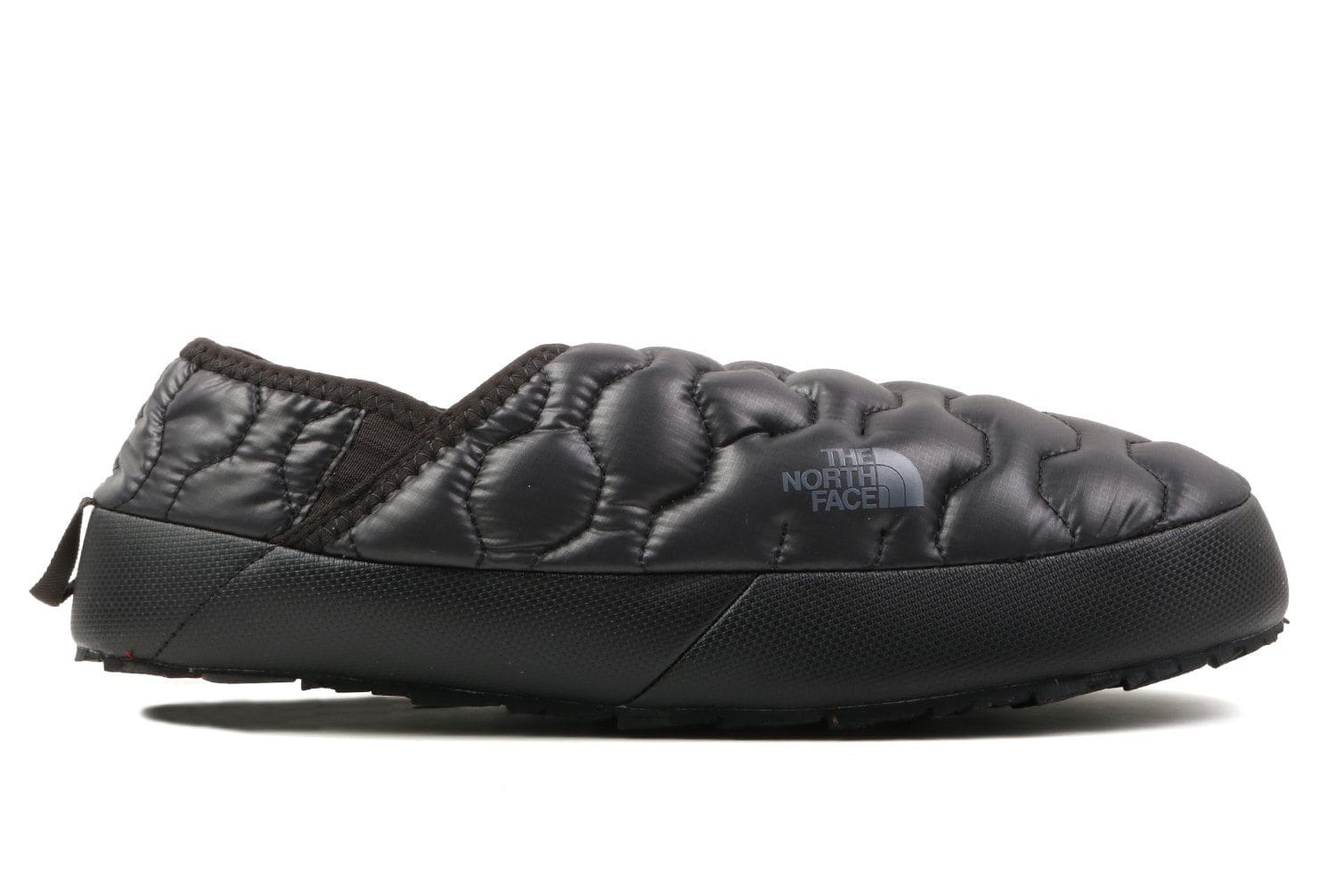 b50f5be26bf MENS THERMOBALL TRACTION MULE IV MENS FOOTWEAR THE NORTH FACE  SHINYTNFBLACK DRKSHDWGRY 10