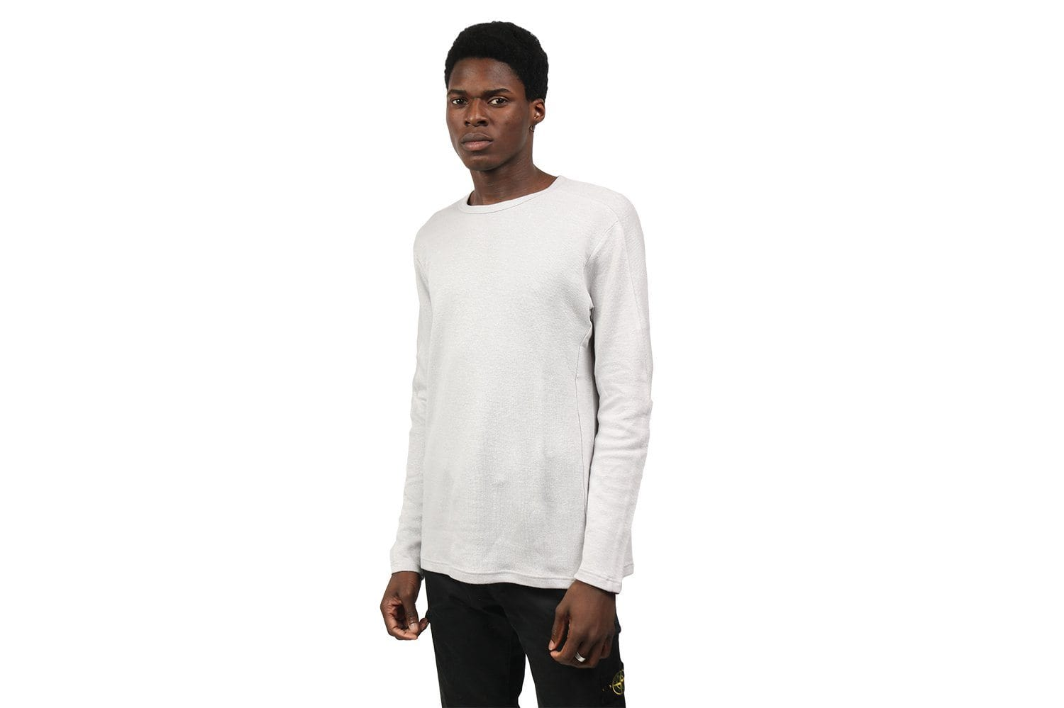 KNIT LINEN LONG SLEEVE - WI-2185 MENS SOFTGOODS WINGS+HORNS