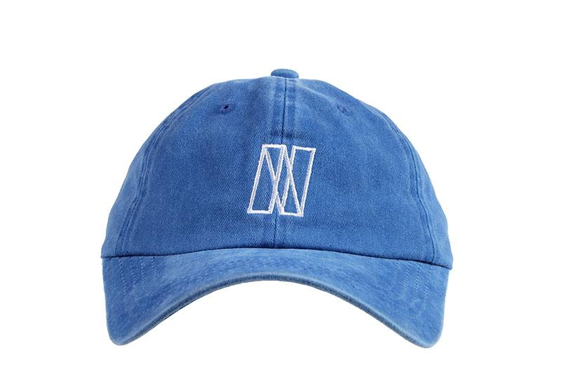 NRML 'N' ONE SIZE HATS NRML WASHED BLUE ONE SIZE
