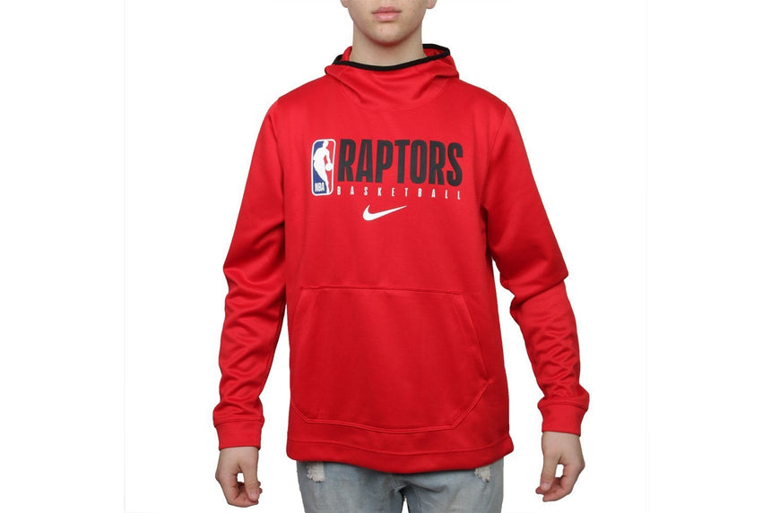 TORONTO RAPTORS NIKE SPOTLIGHT HOODIE - AT9061-657 MENS SOFTGOODS NIKE