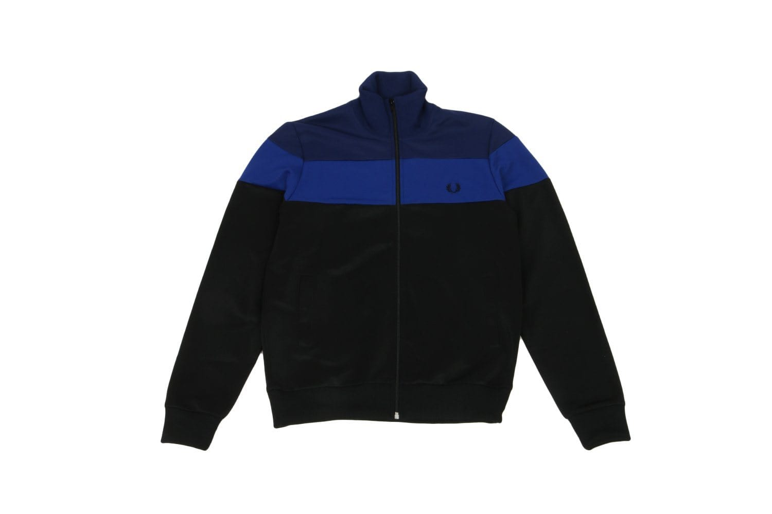 COLOUR BLOCK TRACK JACKET - J7503 MENS SOFTGOODS FRED PERRY