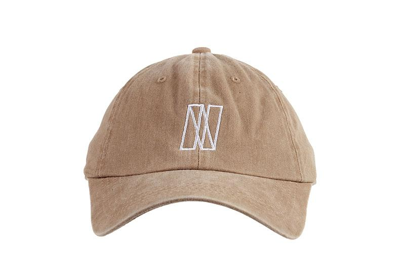 NRML 'N' ONE SIZE HATS NRML TAN ONE SIZE