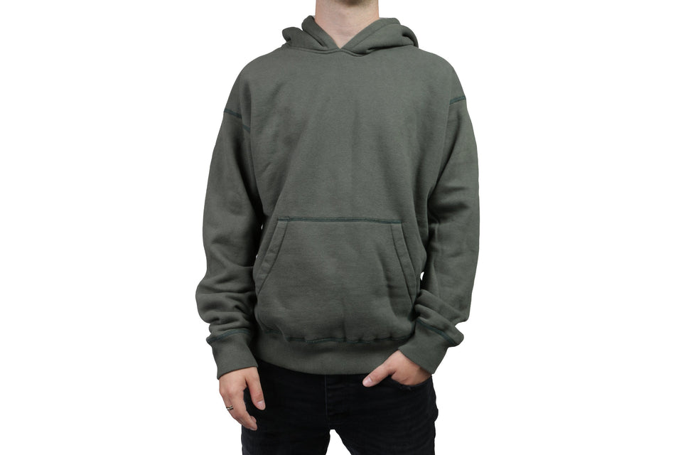 KNIT RELAXED FLEECE HOODED PULLOVER - WI-3251 MENS SOFTGOODS WINGS+HORNS