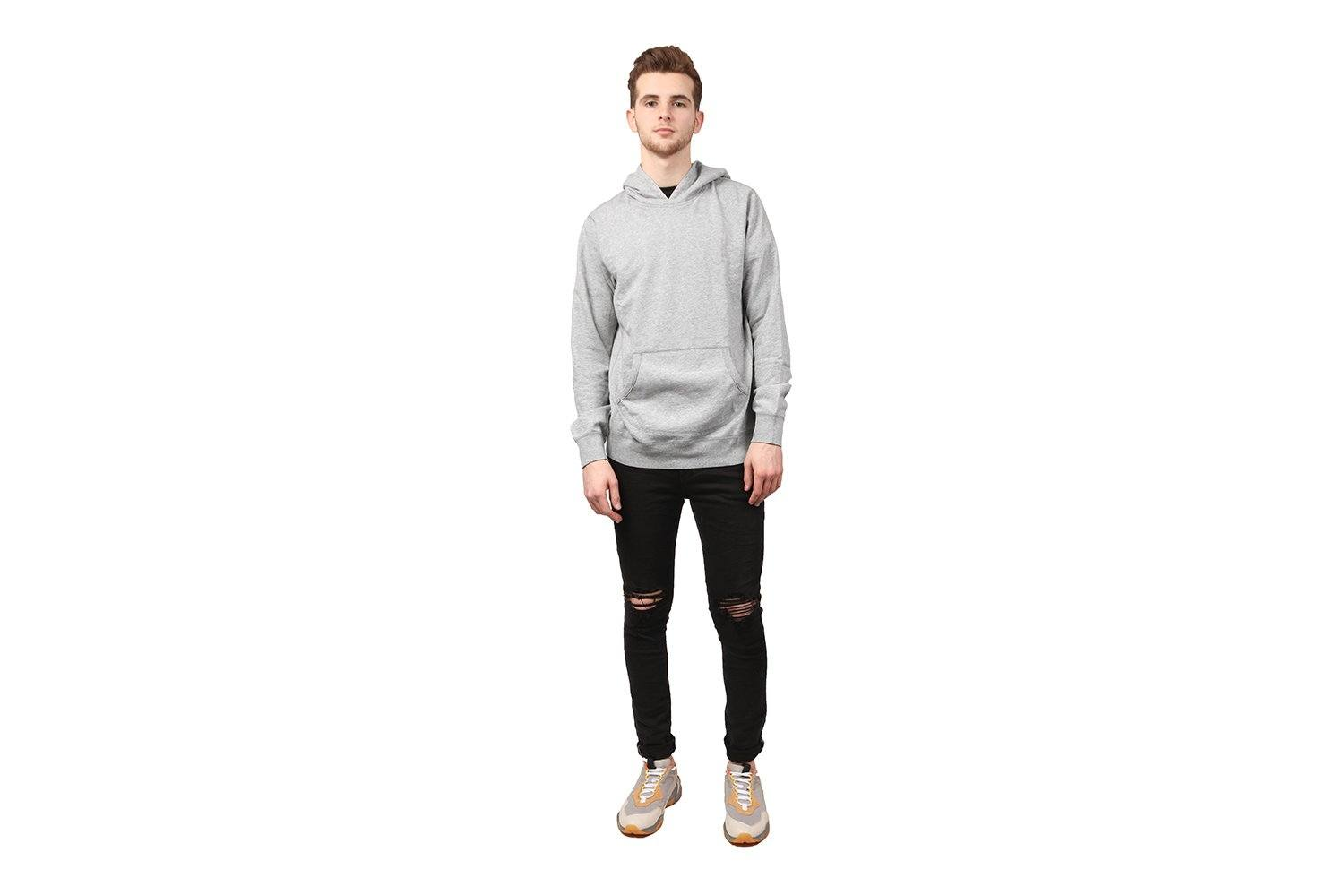 KNIT ORIGINAL HOODED PULLOVER-WI-3196 MENS SOFTGOODS WINGS+HORNS