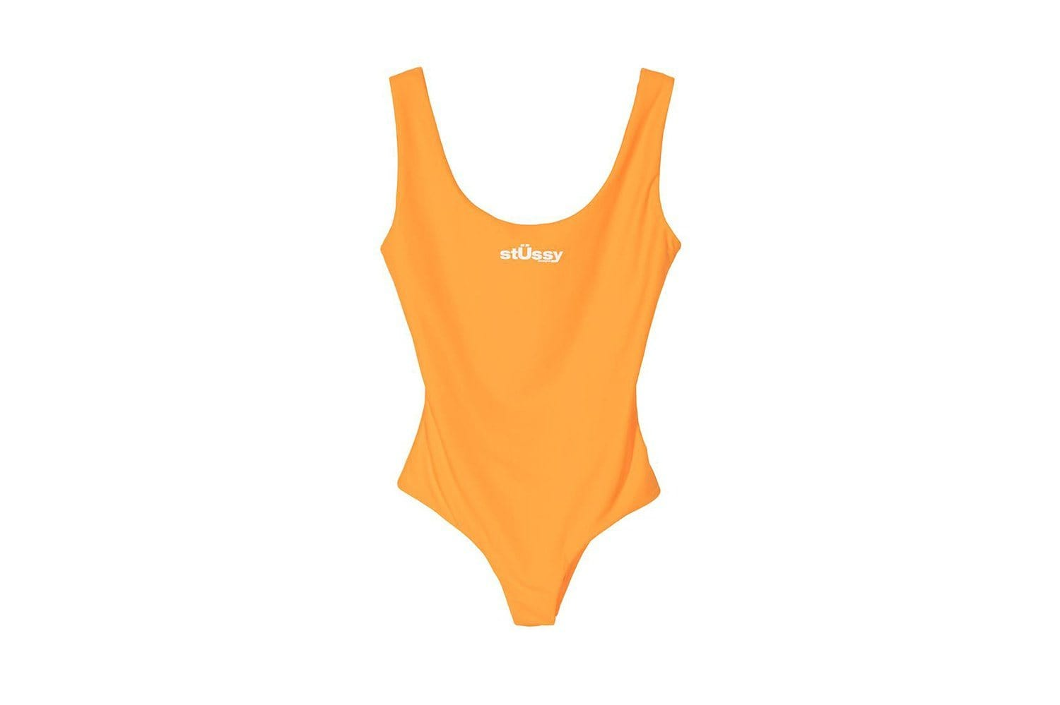 STUSSY DESIGN ONE PC SWIM SUIT-213067 WOMENS SOFTGOODS STUSSY