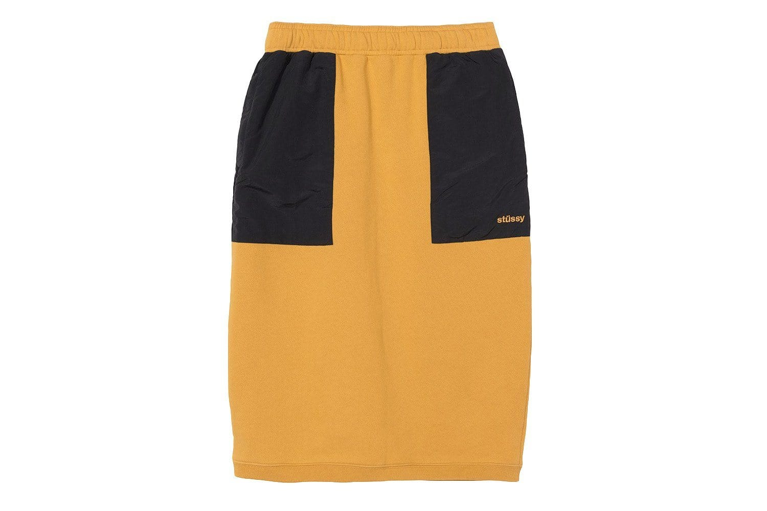 SIMONE CONTRAST POCKET SKIRT - 214485 WOMENS SOFTGOODS STUSSY