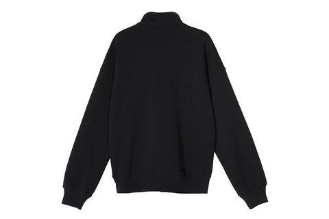 MOCK NECK HALF ZIP - 218096