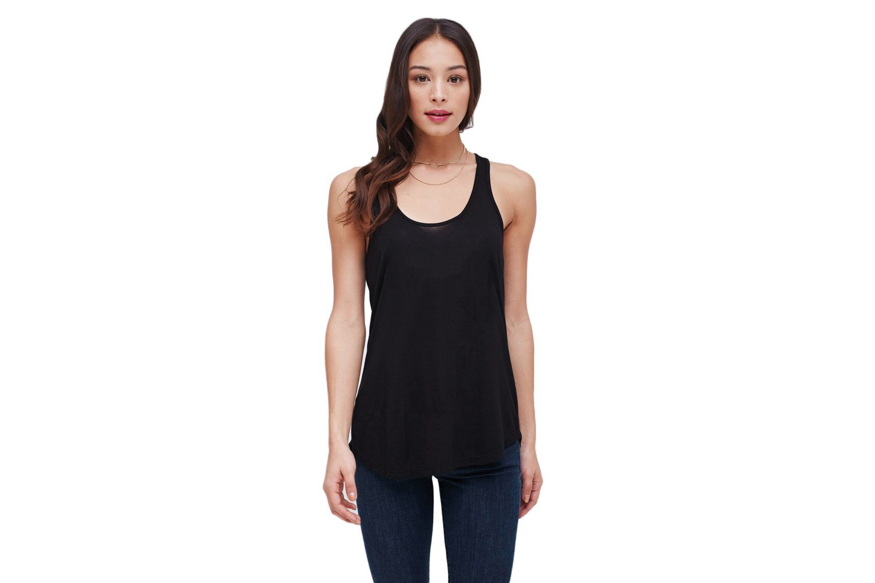 OFF DUTY TANK WOMENS SOFTGOODS OBEY BLACK XS