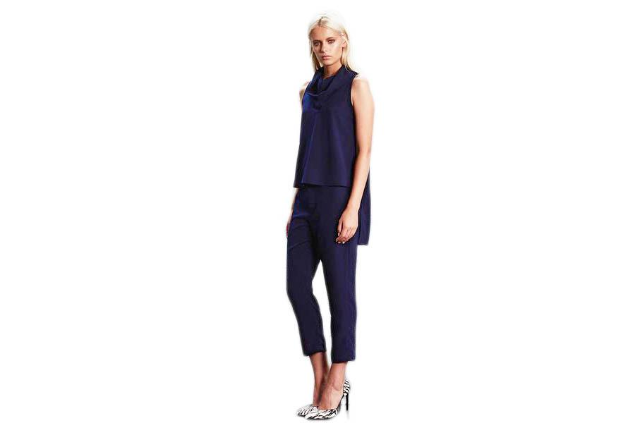 MAYER TROUSER WOMENS SOFTGOODS MAURIE AND EVE