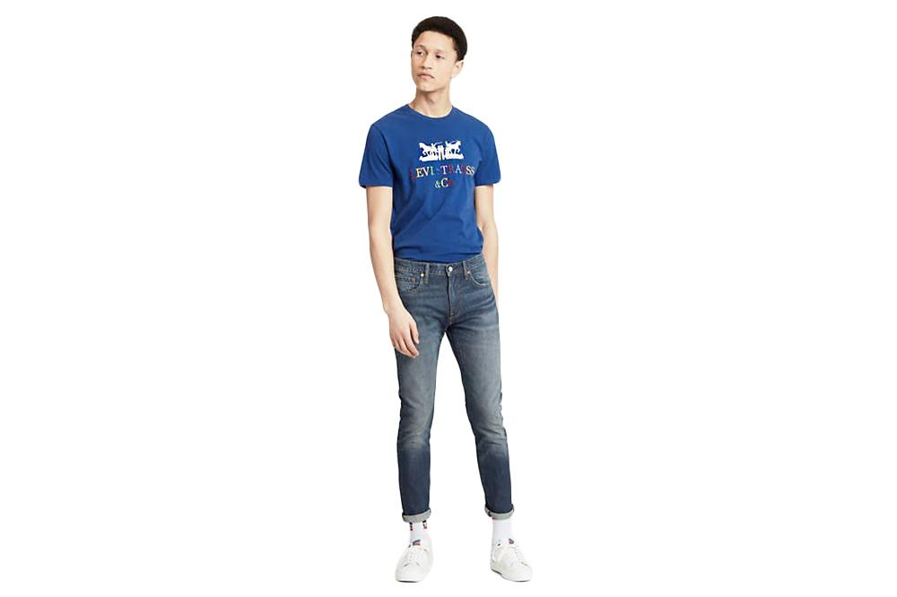 512 SLIM TAPER COOL MEGAMOUTH WAR - 28833-0425-0 MENS SOFTGOODS LEVIS