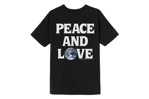PEACE & LOVE PIG. DYED TEE - 2903098