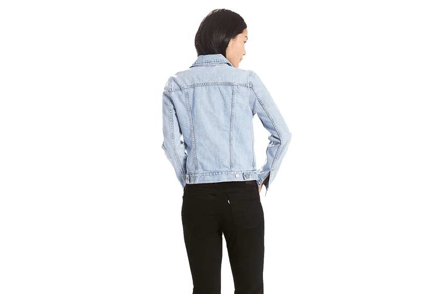 ORIGINAL TRUCKER ALL YOURS WOMENS SOFTGOODS LEVIS