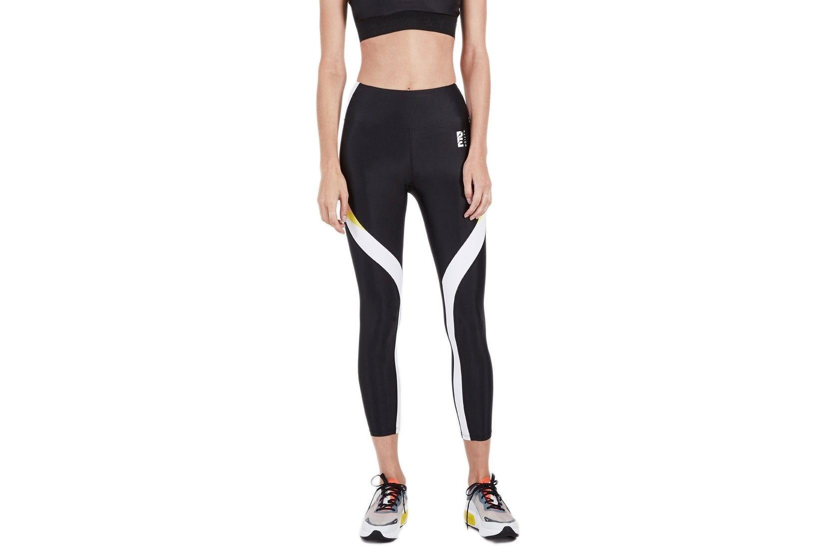 BLACK FREE FLY LEGGING - 19PE1GO59 WOMENS SOFTGOODS P.E NATION