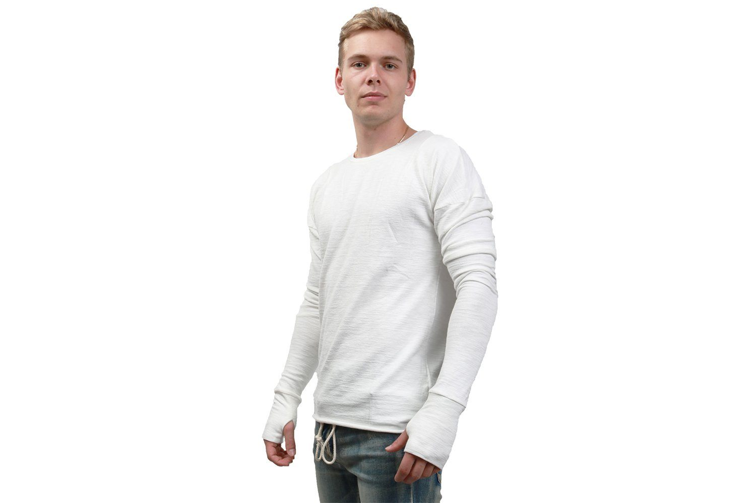 CONCAVE LONG SLEEVE - CLL01 MENS SOFTGOODS KOLLAR
