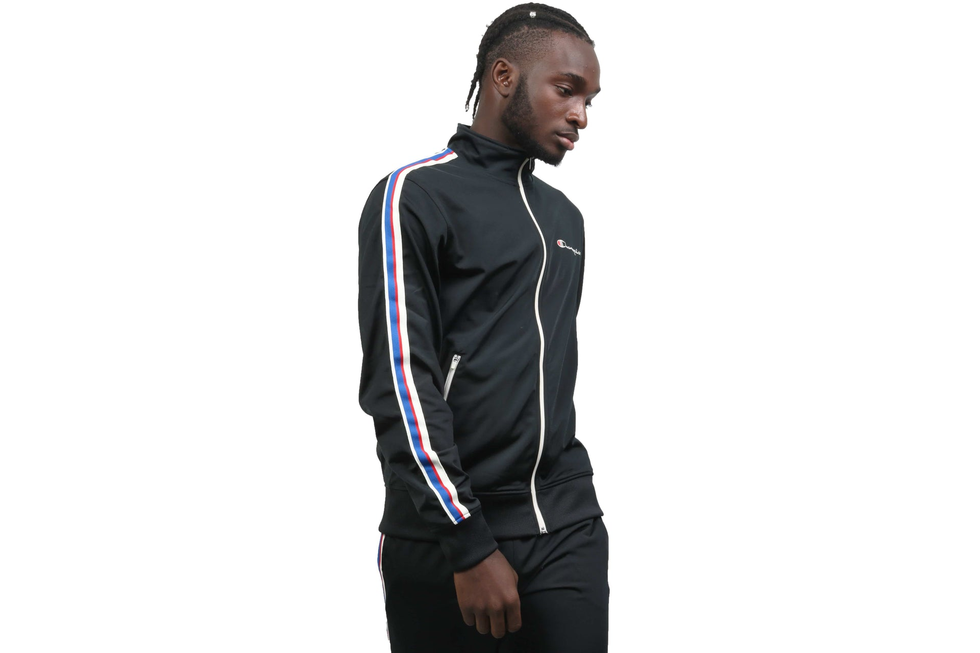 CHAMPION TRACK JACKET 'C' CHEST - V3391 MENS SOFTGOODS CHAMPION