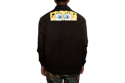 SPONGEBOB COACH JACKET