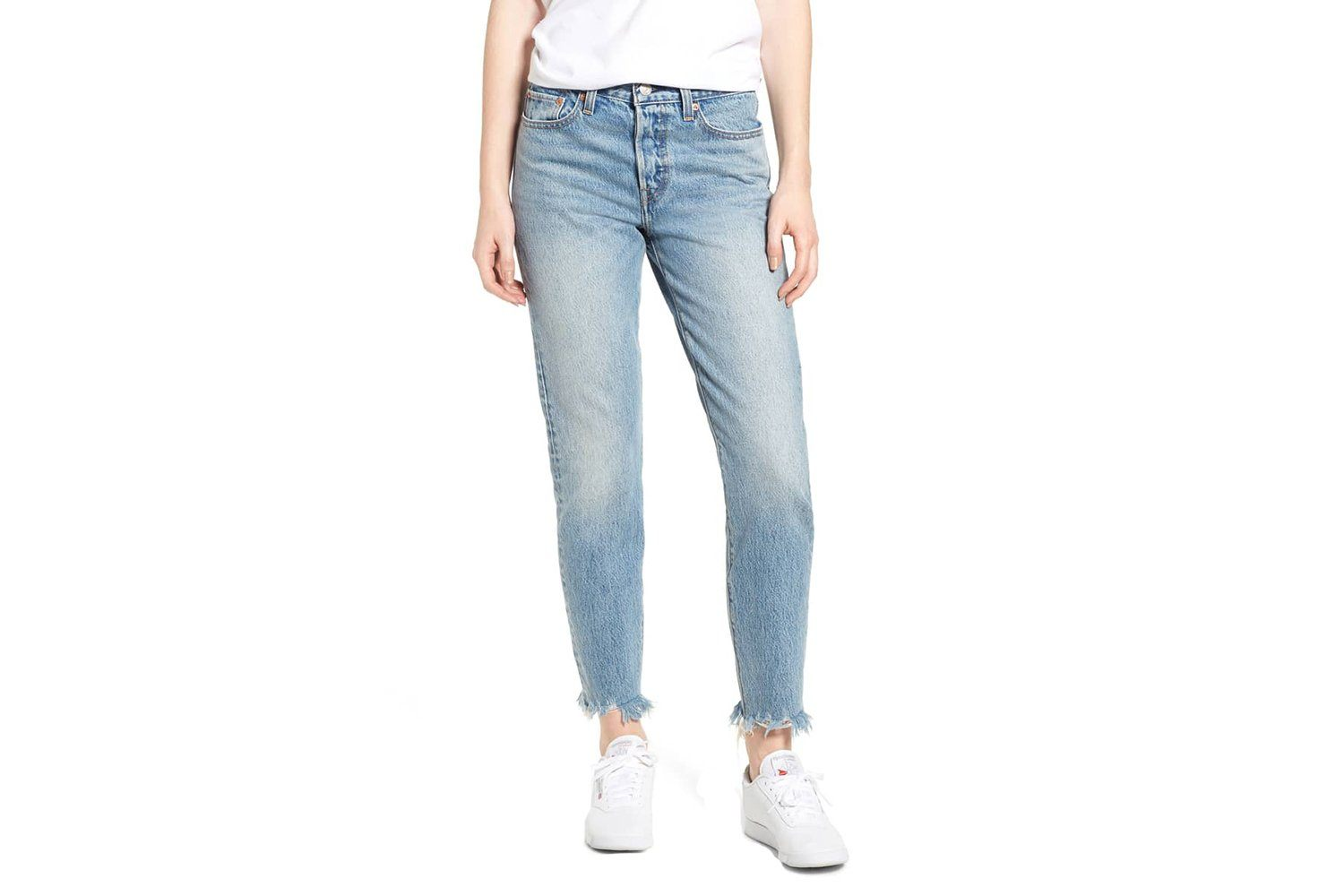 WEDGIE ICON FIT SHUT UP - 383361 WOMENS SOFTGOODS LEVIS BLUE 28