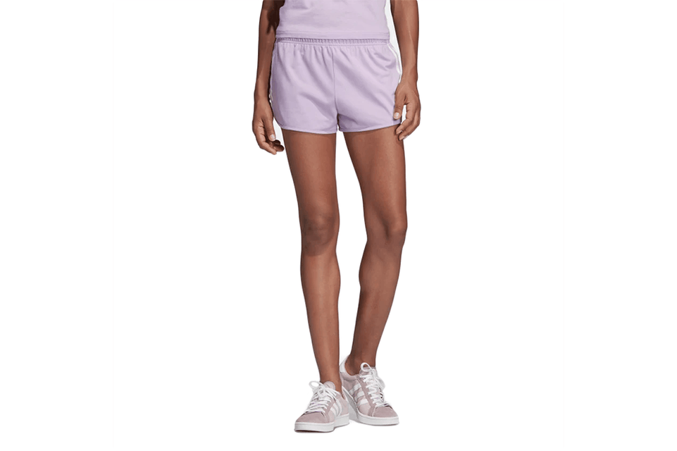 3 STR SHORT - DV2558 WOMENS SOFTGOODS ADIDAS