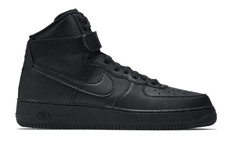 NIKE AIR FORCE 1 HIGH '07 - 315121- 032 MENS FOOTWEAR NIKE