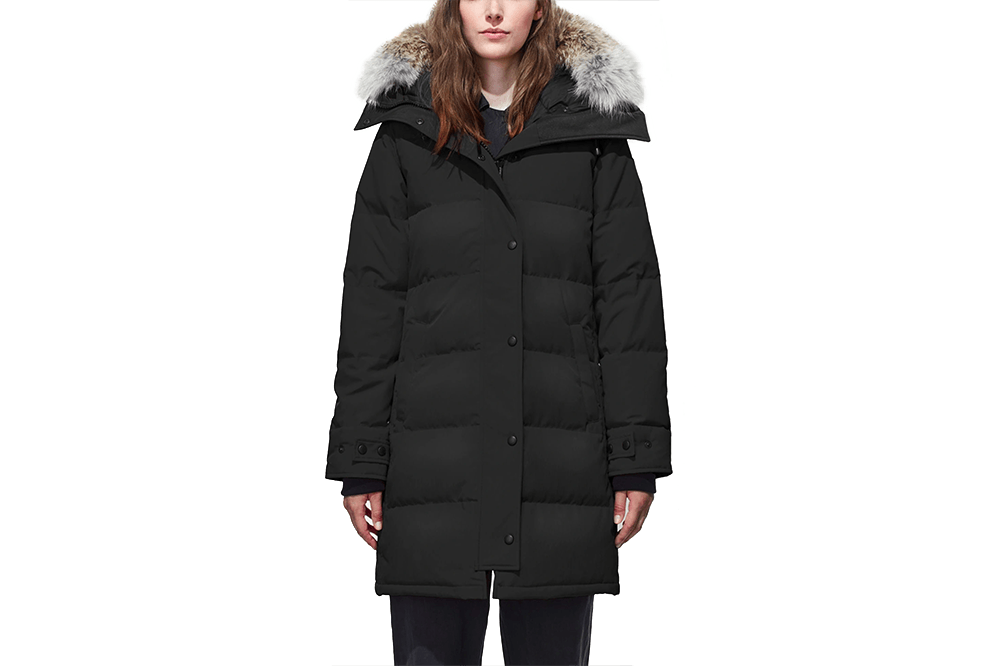 61053a6130f LADIES SHELBURNE PARKA - BLACK LABEL