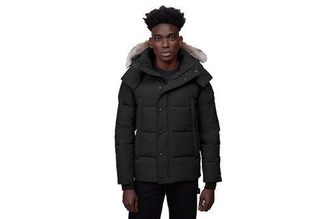 WYNDHAM PARKA - BLACK LABEL - 3808MB MENS SOFTGOODS CANADA GOOSE
