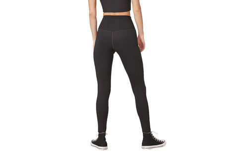 HIGH RISE COMPRESSIVE LEGGING 23.75 - BLACK