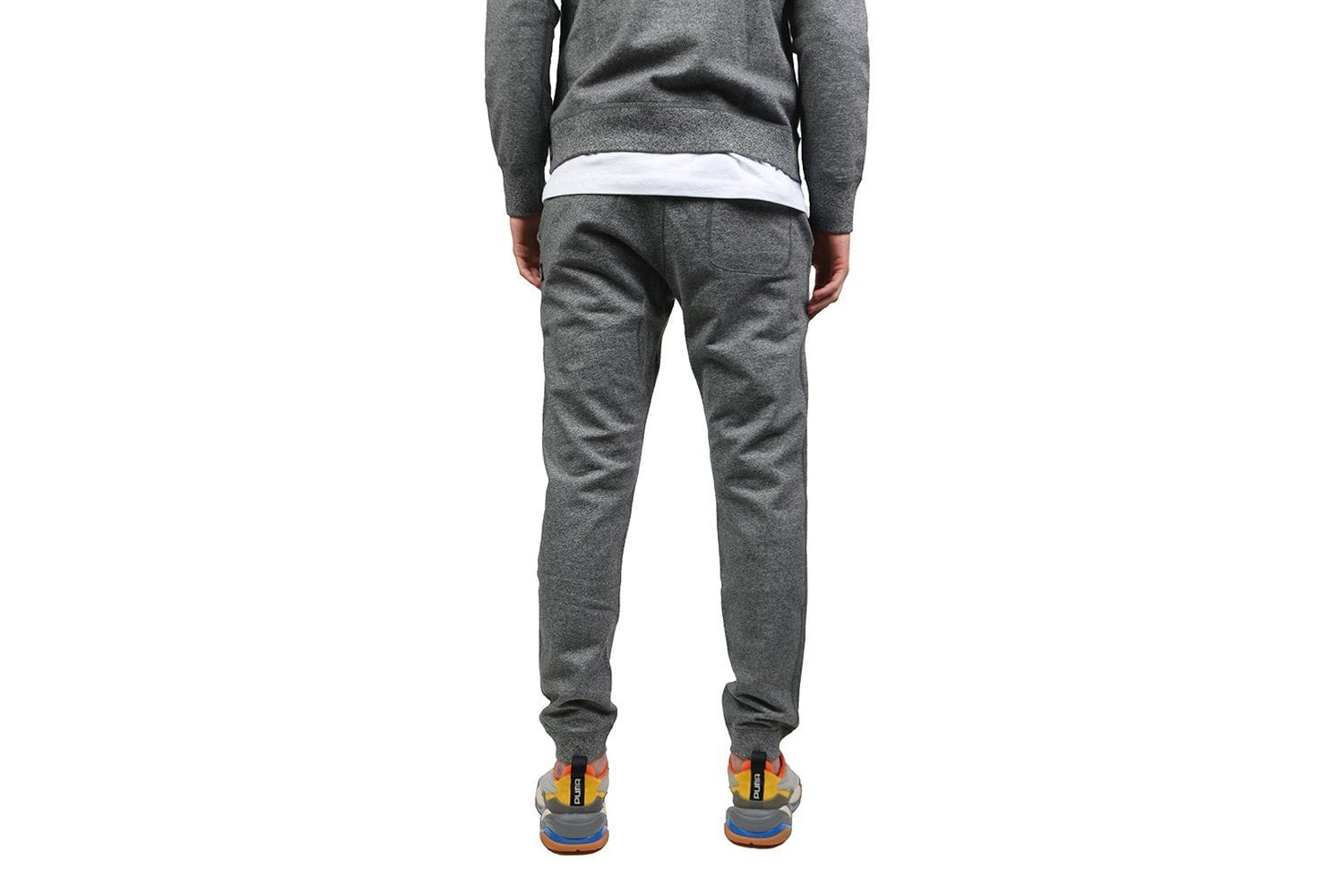 KNIT MID TERRY SLIM SWEATPANT - RC-5075 MENS SOFTGOODS REIGNING CHAMP