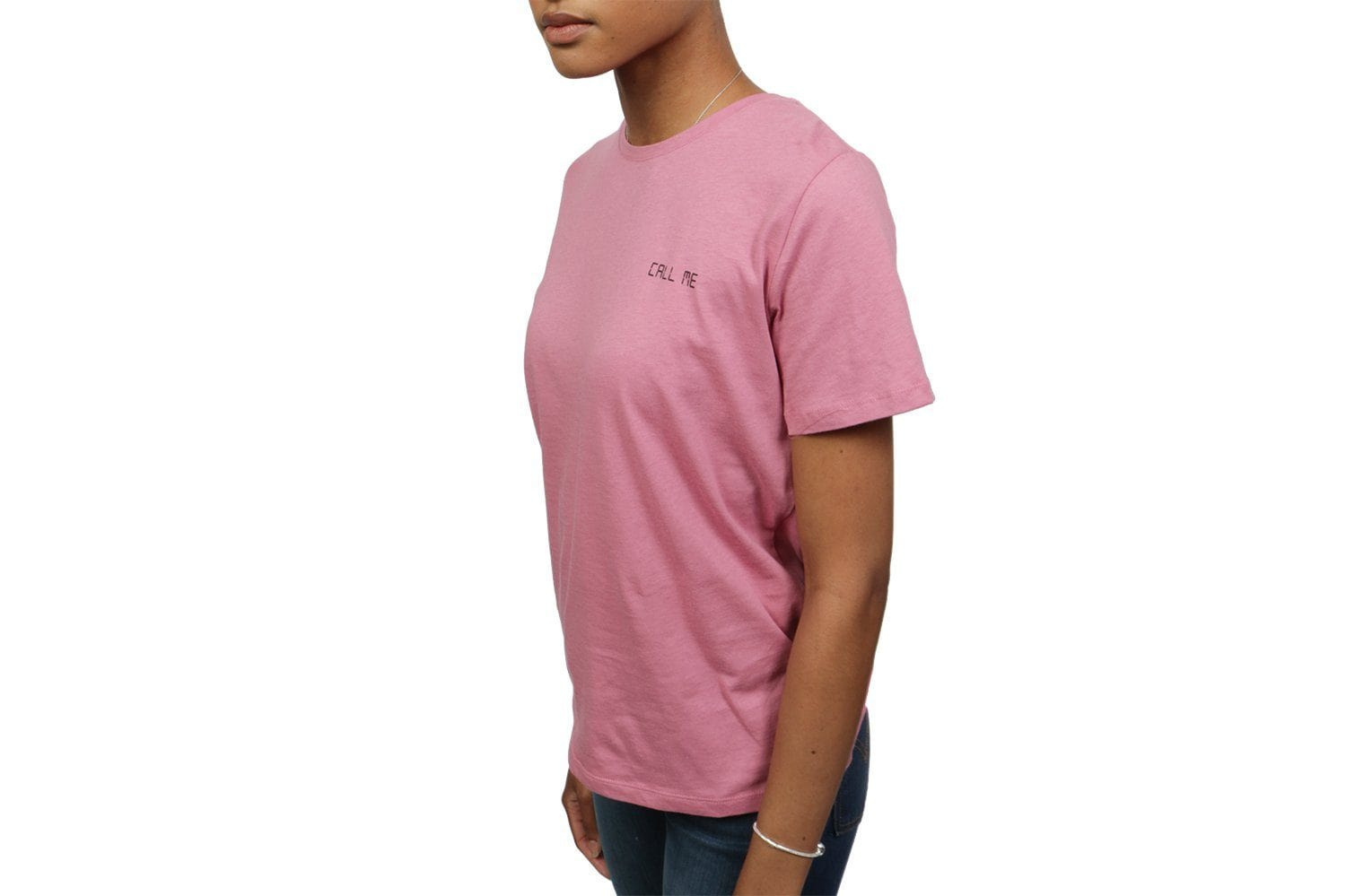 CALL ME TEE WOMENS SOFTGOODS NAKD
