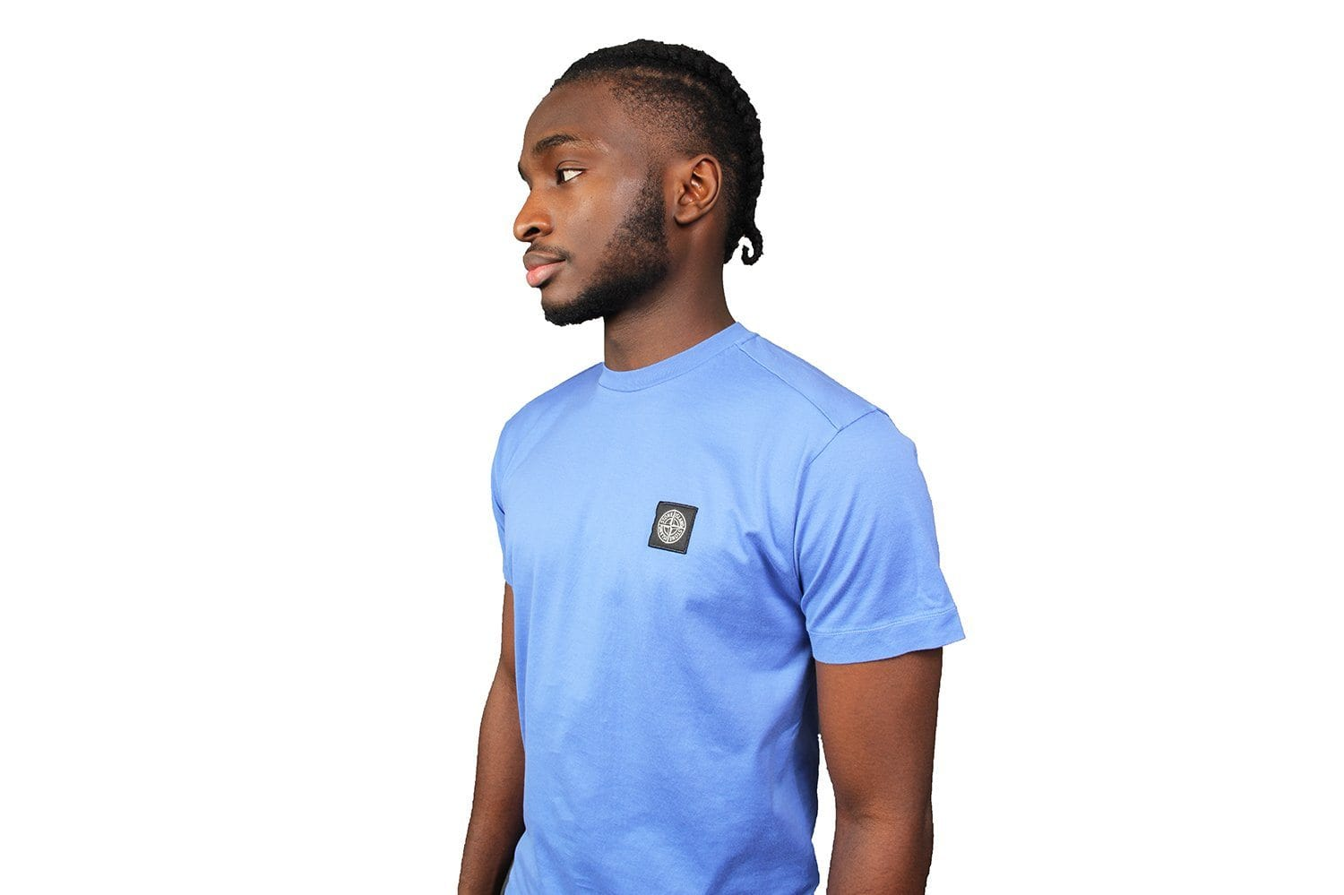 SMALL PATCH TEE - MO701524113 MENS SOFTGOODS STONE ISLAND