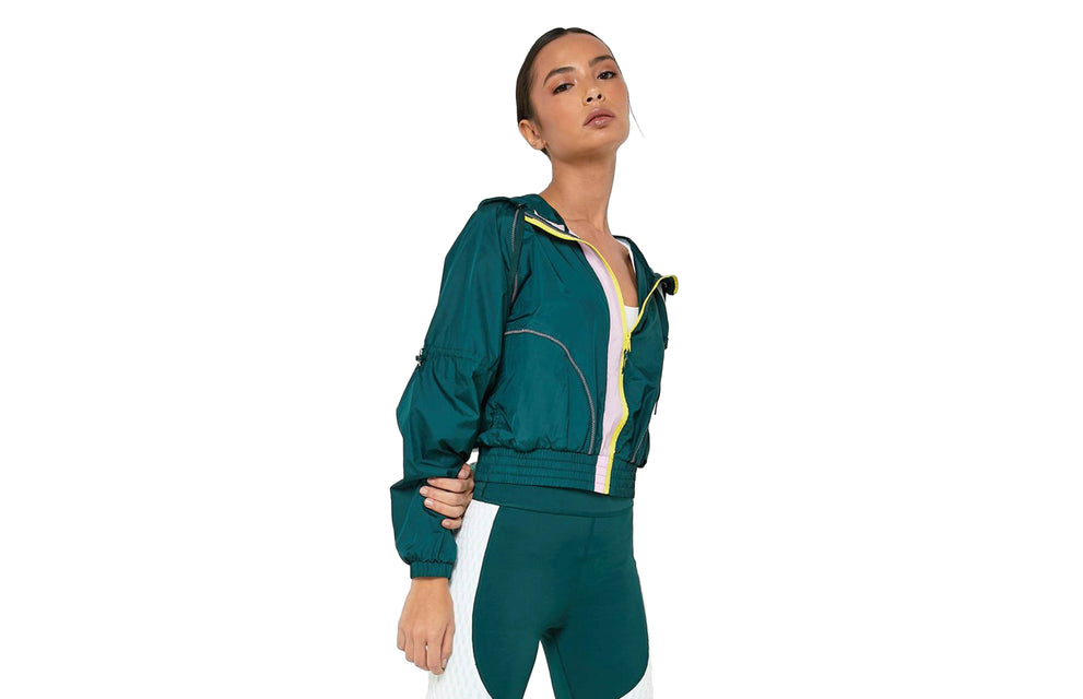 COSMIC JACKET TZ - 51737803 WOMENS SOFTGOODS PUMA PINE L