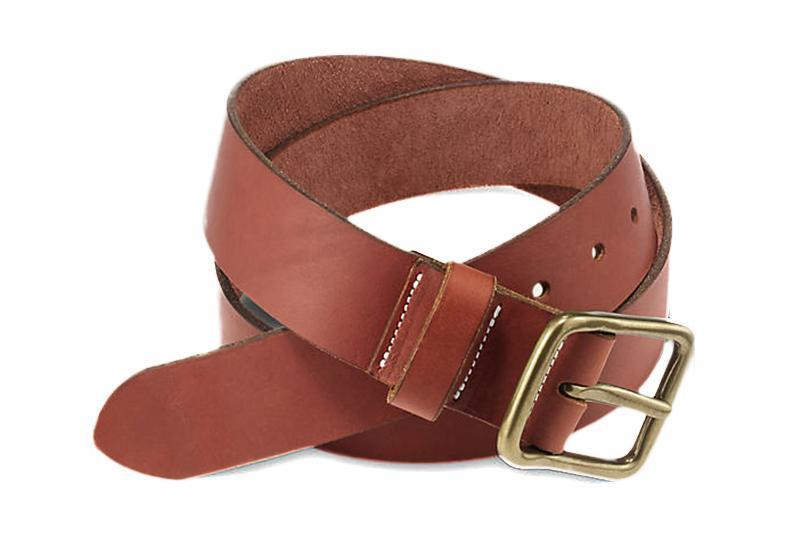 ORO RUSSET PIONEER LEATHER BELTS RED WING SHOES