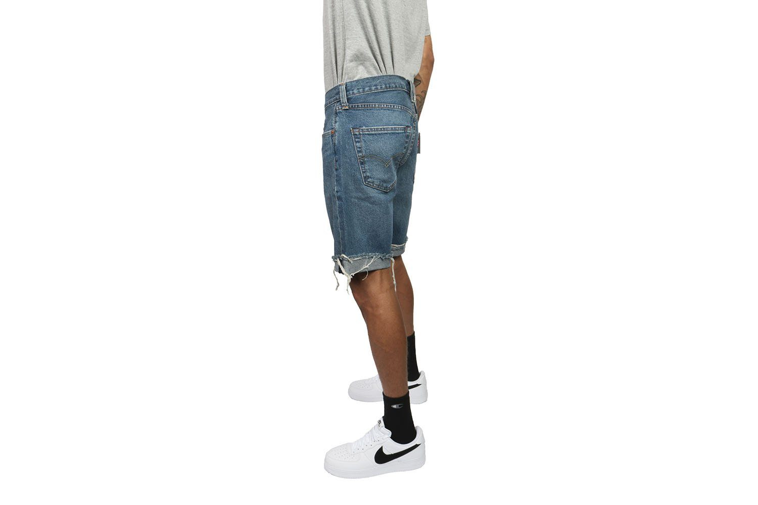 ORIGINAL CUTOFF SHORT - 501 MENS SOFTGOODS LEVIS
