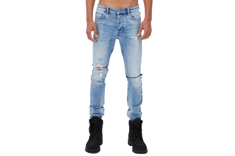 CHITCH PUNK BLUE THRASHED-41000 MENS SOFTGOODS KSUBI